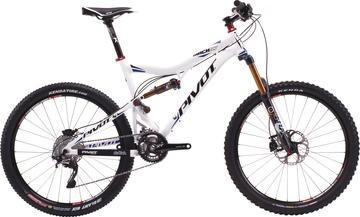 2013 Pivot Cycles Mach 5 7 (SLX) - Bicycle Details