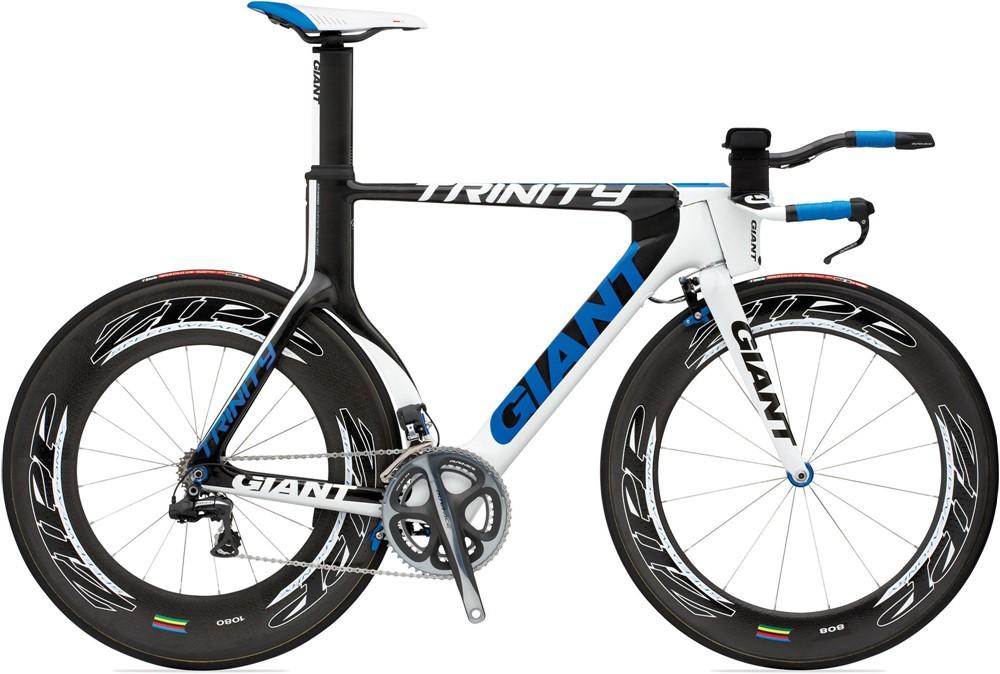 2011 Giant Trinity Advanced SL 0 - Bicycle Details