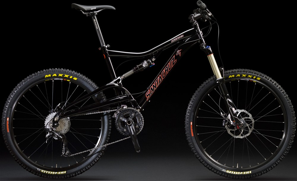 2012 Santa Cruz Heckler (R AM Kit)