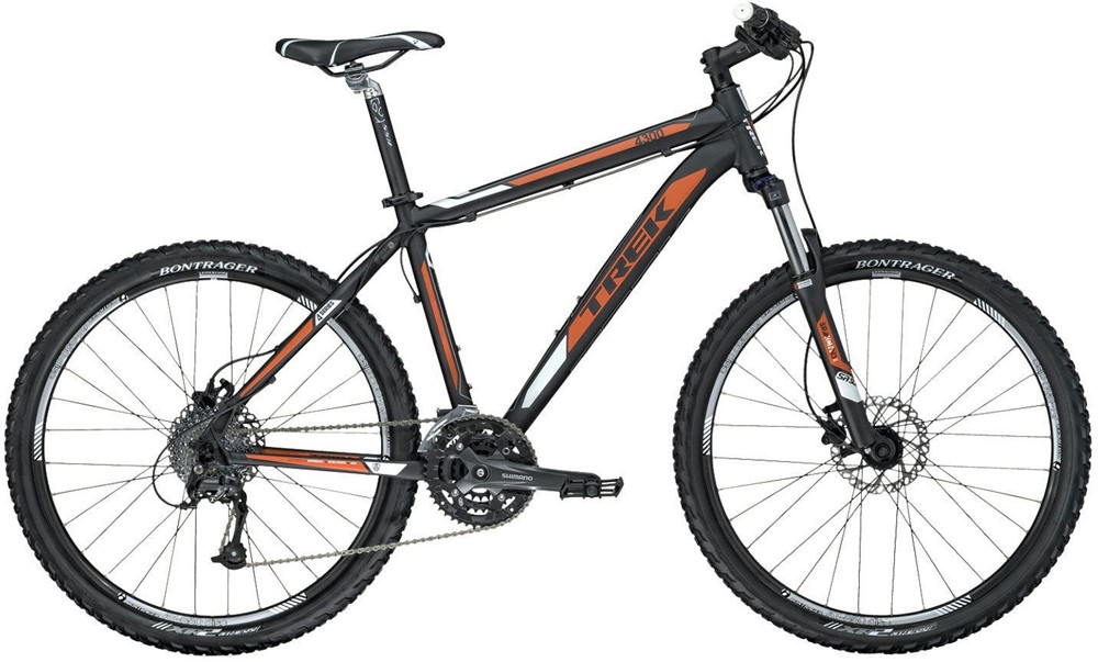 Bike Blue Book Trek 4300 Trek Disc